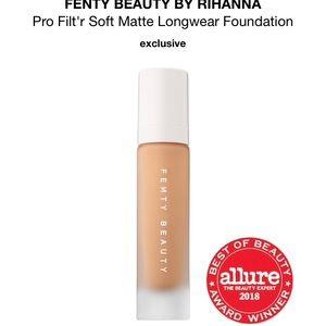Fenty Beauty Makeup - Pro Filt'r Soft Matte Longwear Foundation